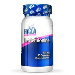 L-Metionina 500mg - 60 cápsulas [Haya Labs]