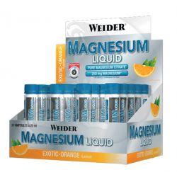Magnesio Liquido - 20 viales [weider]