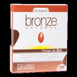 Bronze Natural - 30 softgels [drasanvi]