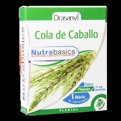 Cola de Caballo - 30 cápsulas vegetales [drasanvi]