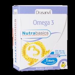 Omega 3 - 48 softgels [drasanvi]