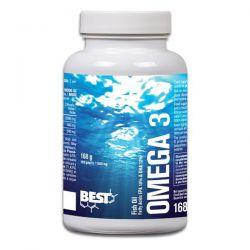 Omega 3 1400mg - 120 softgels [best protein]