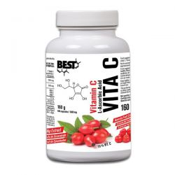 Vita C 1600mg - 100 cápsulas [best protein]
