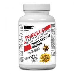Tribulus + Fenogreco 1600mg - 120 tabletas [best protein]