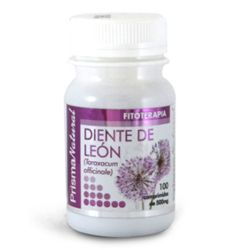Dente de leao - 100 comprimidos