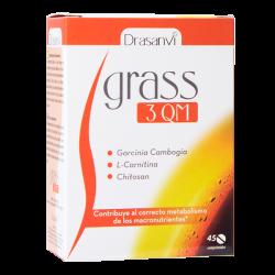 Grass 3QM - 45 Comprimidos [drasanvi]