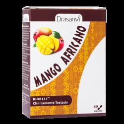 Mango Africano (IGOB131) - 60 cápsulas [Drasanvi]