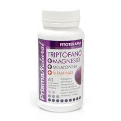 Triptófano 775mg - 60 cápsulas [prisma natural]
