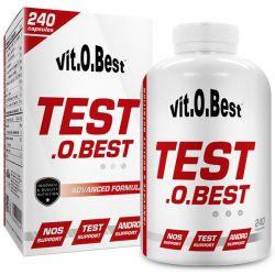 Test.o.Best - 240 Cápsulas