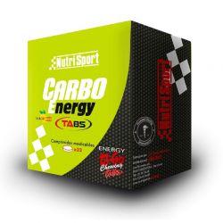 Carbo energy - 32 tabletas masticables [Nutrisport]