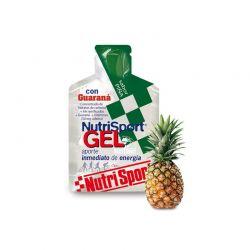 Gel + guaraná - 40g [Nutrisport]