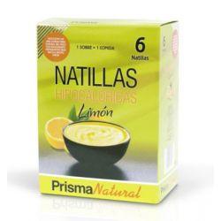 Natillas - Caja de 6 Sobres de 50g [Prisma]