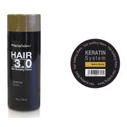 Hair 3.0 building fibers Rubio [Prisma]
