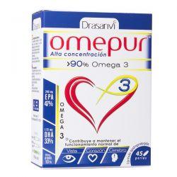 Omepur - 45 pearls
