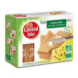 Tostadas crackers de trigo sarraceno - 145g [cerealbio]