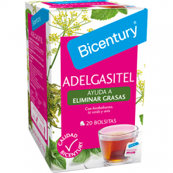 Adelgasitel (Quemador) - 20 sachets 37g [Bicentury]