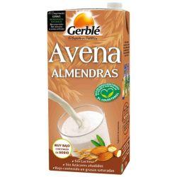 Bebida de Avena Almendras - 1l [Gerblé]