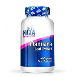 Extracto de Hoja Damiana - 100 cápsulas [haya labs]