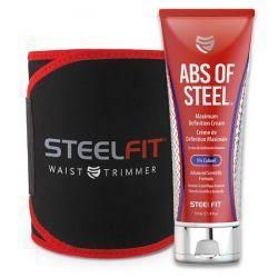 Kit ABS of Steel + Faja Técnica [Steel Fit]