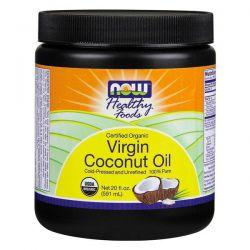 Aceite de Coco Virgen Orgánico - 591ml