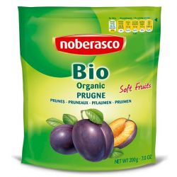 ciruelas blandas sin hueso Noberasco - 200g [biocop]