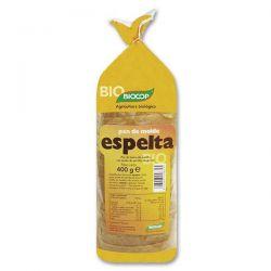 Pan de molde blando Espelta Blanco - 400g [biocop]
