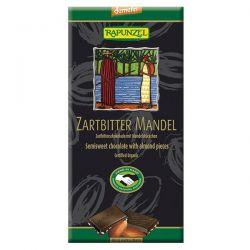 Tableta de chocolate con almendras Rapunzel - 80g [biocop]