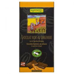 Tableta de chocolate con jengibre Rapunzel - 80g [biocop]