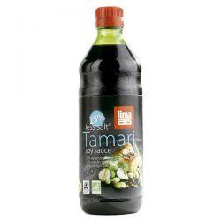 Tamari 25% menos en sal - 1l [biocop]