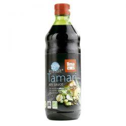 Tamari 25% menos en sal lima - 250g