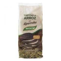 Tortitas de arroz con cobertura de algarroba - 100g [biocop]