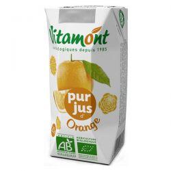 Zumo de naranja Vitamont - 6 x 20cl [biocop]