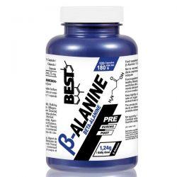 Beta alanina - 120 cápsulas [Bestpro]