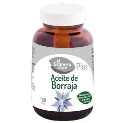 Aceite de Borraja 150 perlas - 700 mg [Granero]