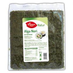 Alga Nori en láminas - 30 g [Granero]