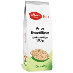 Arroz Basmati bio - 500 g [Granero]