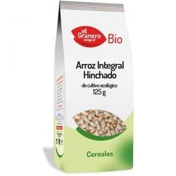 Arroz Integral hinchado bio - 125 g [Granero]