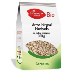 Arroz integral hinchado bio - 250 g