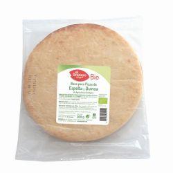 Bases de Espelta Integral y Quinoa para Pizza 2 unidades bio - 300 g [Granero]