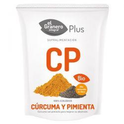 Cúrcuma y Pimienta Bio - 200 g [Granero]