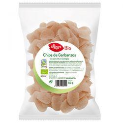 Chipsde garbanzos bio - 80 g [Granero]