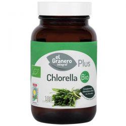 Chlorella bio - 180 comprimidos [Granero]