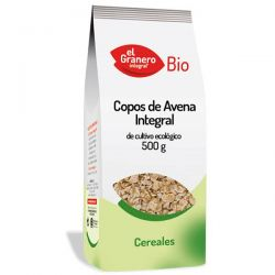 Copos de Avena Integral Bio - 500 g