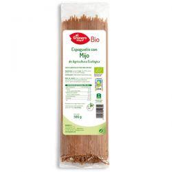 Espaguetis con Mijo Bio - 500 g [Granero]