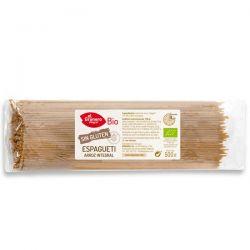Espaguetis de Arroz Integral sin Gluten Bio - 500 g [Granero]