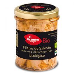 Filetes de salmon bio - 195 g [Granero]