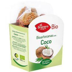 Galletas Artesanas con Coco Bio - 220 g [Graneto]