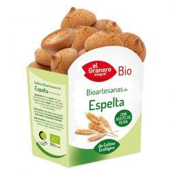 Galletas Artesanas de Espelta Bio - 220 g [Granero]