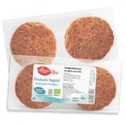 Hamburguesa Vegetal de Mijo con Chía Bio (F) - 160 g [Granero]