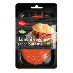 Lonchas Vegetarianas sabor Salami Bio - 100 g [Granero]
